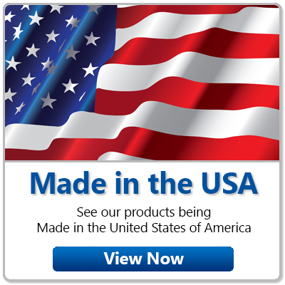 See our products being made in United States of America